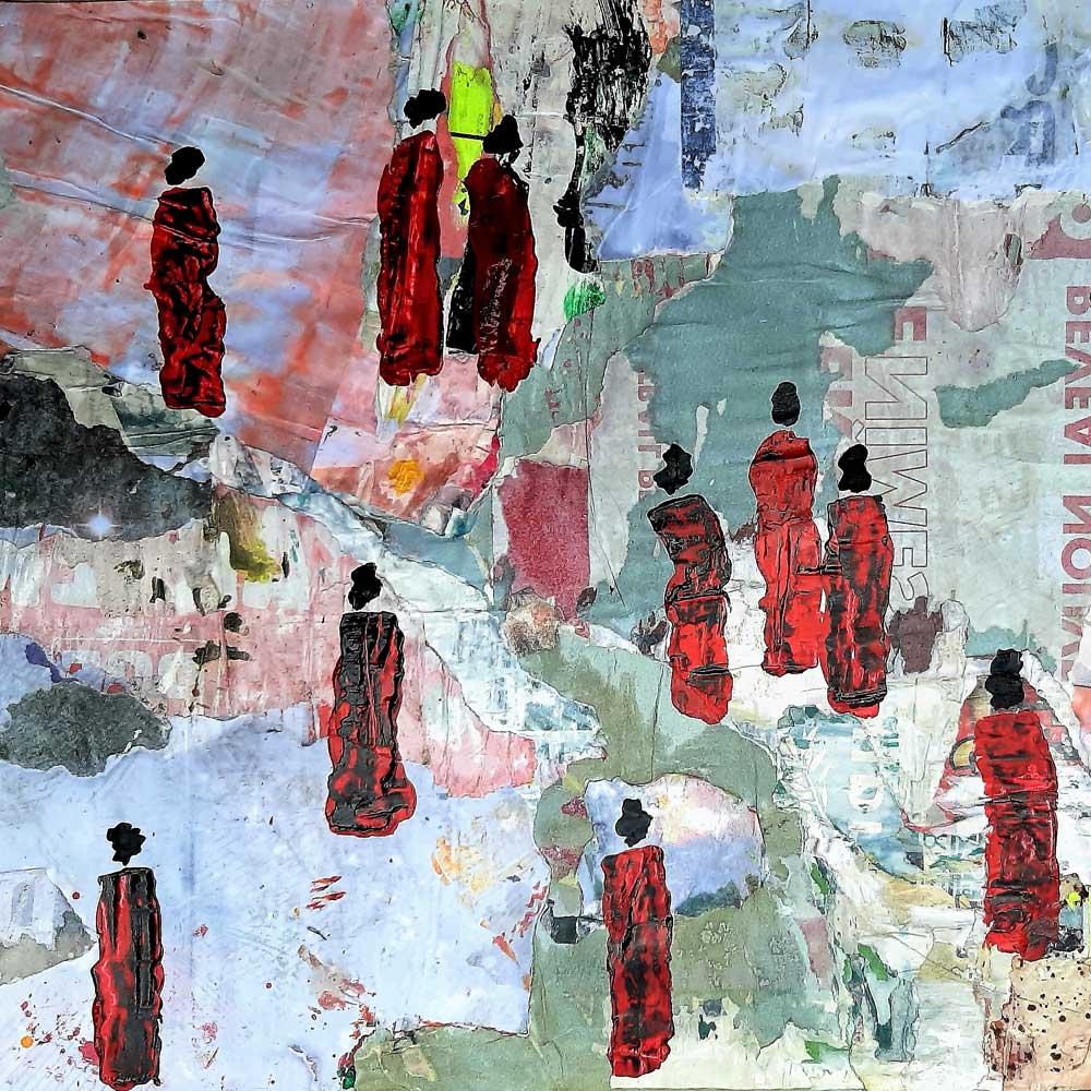 Rubrique Peintures Atelier Patrick SImeon