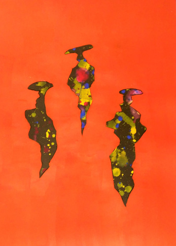 Tauromaquia serie Patrick Simeon